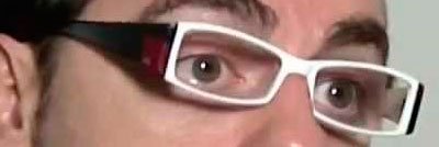 Las gafas de Javier Echaleku
